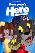 Everyone's Hero (TheWildAnimal13 Animal Style) Poster