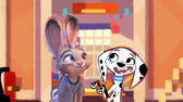 Judy hopps and dolly