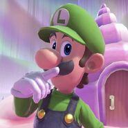 Luigi - SSBU
