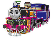 Reverse colored Ashima 2.0 by 1995express