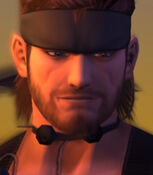 Solid Snake in Ape Escape 3