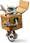 Wheels boxtroll