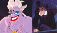 (Couple) Ursula and Judge Claude Frollo