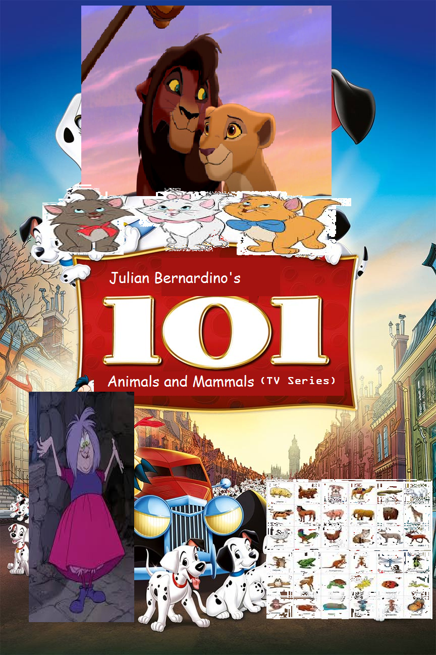 101 Animal Mammals (TV Series)