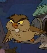Archimedes in The Sword in the Stone