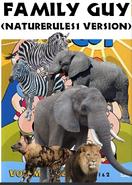 Family Guy (NatureRules1 Version) Poster