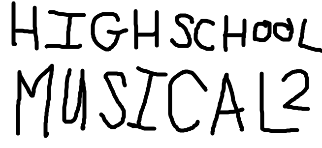 High School Musical 2 (TheLastDisneyToon's Style)