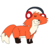 Lionel as Red Fox