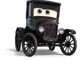Lizzie (Cars)