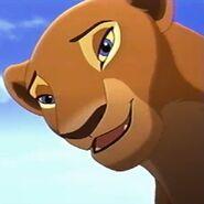 Nala in The Lion King II Simba's Pride (1998)