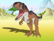 Rileys Adventures Yangchuanosaurus