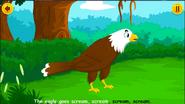 Animal Sounds Song Eagle