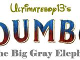 Dumbo the Big Gray Elephant