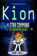 Kion of Star Command The Adventure Begins Poster