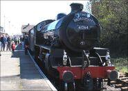 No 61264 at Cromer The Cromer Dito 2006