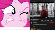 Pinkie Pie (EG) vs Psycho Dad