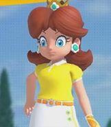 Princess Daisy in Mario Golf Super Rush