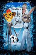 Rabbit Bride Poster