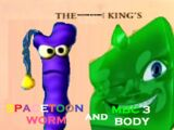 SpaceToon Worm and MBC3 Body (Timon & Pumbaa)