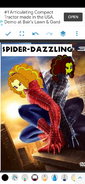 Spider Dazzeling 3 Poster