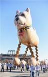 Trixie the Dog Balloon