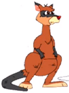 Wallaby ty-the-tasmanian-tiger
