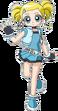 Bubbles Powerpuff Girls Z