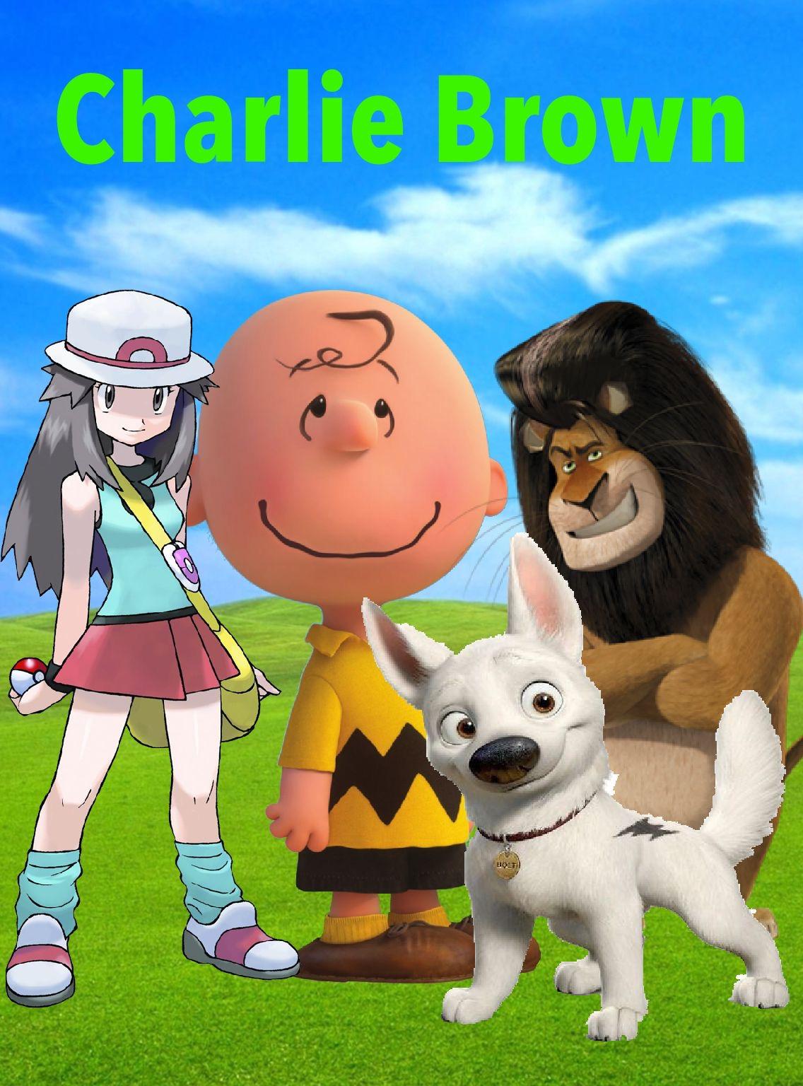 Charlie Brown (Shrek, 2001)