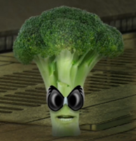 Commander Broccoli