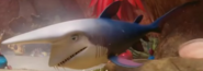 DEEP Goblin Shark