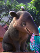 Encanto Mountain Tapir