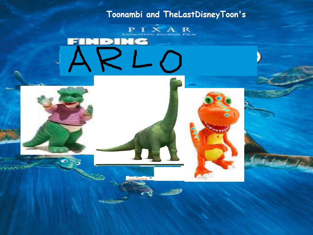 Finding Arlo (TheLastDisneyToon and Toonmbia Style)