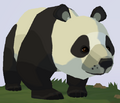 Giant Panda WOZ