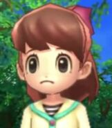 Katie Forester in Yo-kai Watch (Video Game)