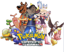 Pokemon Diamond and Pearl Poster (chris1701 style).png