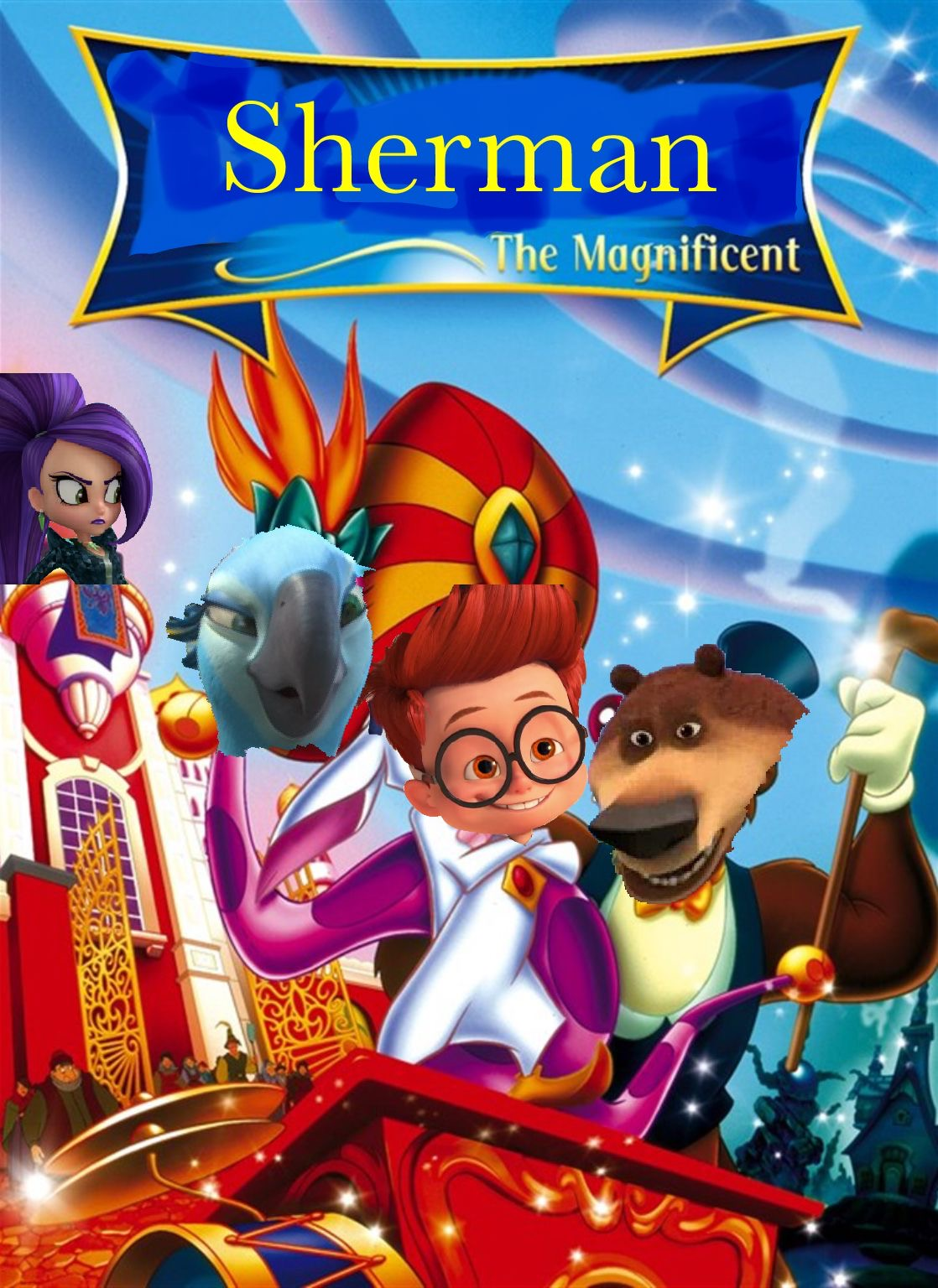Sherman The Magnificent (1999)