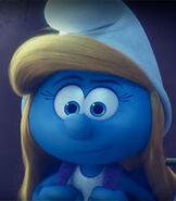 Smurfette in Smurfs The Lost Village-0