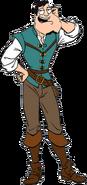 Stan Smith as Flynn Rider