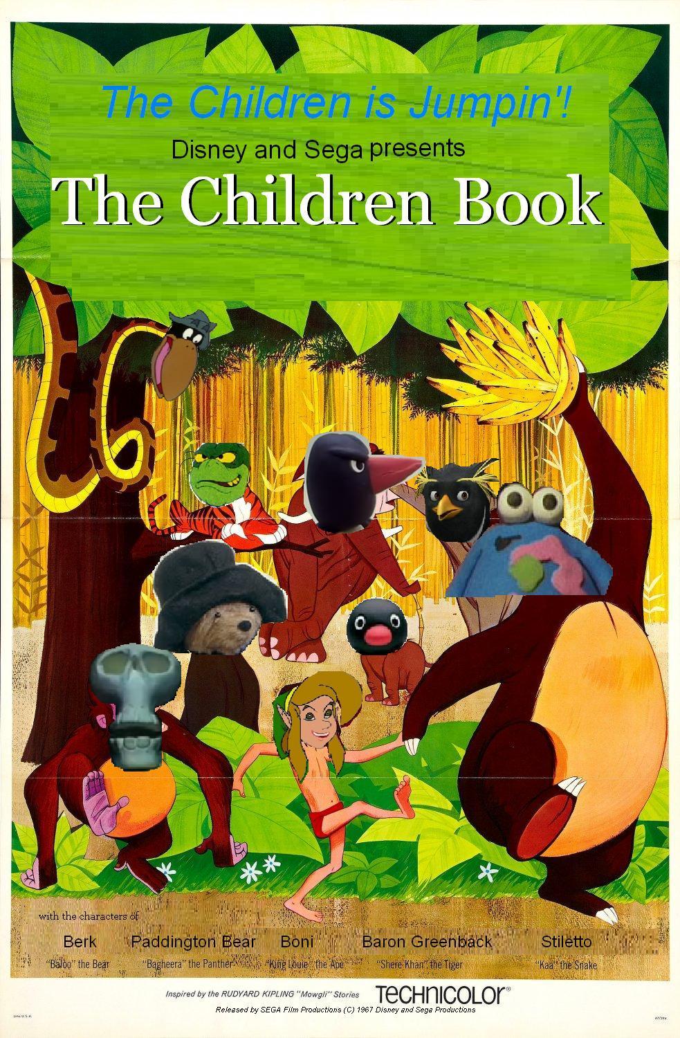 The Children Book