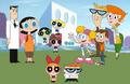 Cartoon Network Families
