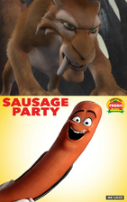 Diego Hates Sausage Party (2016)