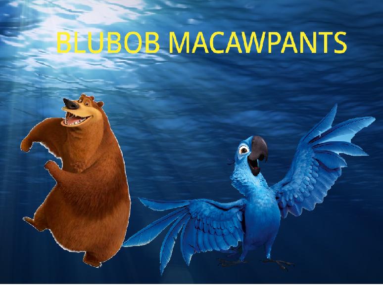 BluBob MacawPants