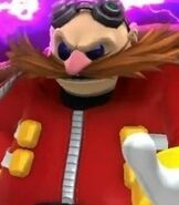 Dr. Eggman in Sonic Generations