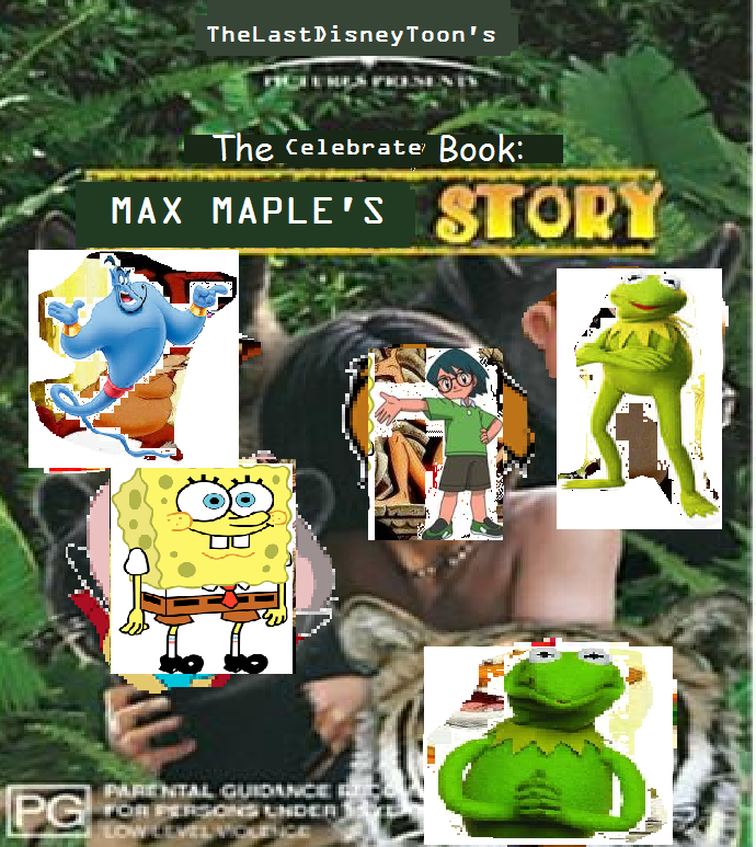 The Celebrate Book: Max Maple's Story