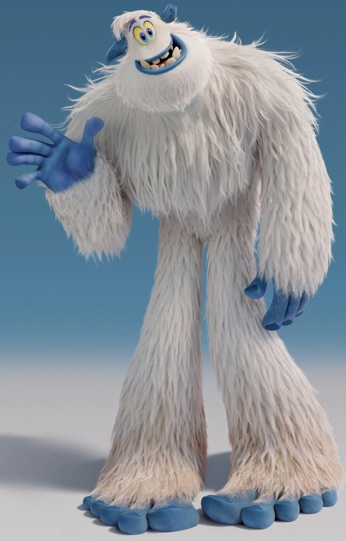 The Yeti's New Groove