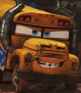 Miss Fritter in Cars 3