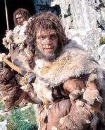Neanderthal Walking With Cavemen