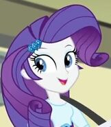Rarity (Human) in My Little Pony Equestria Girls - Rainbow Rocks