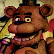 Really k bear Freddy