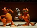 Robot Chicken Big Fat Tabby Cats